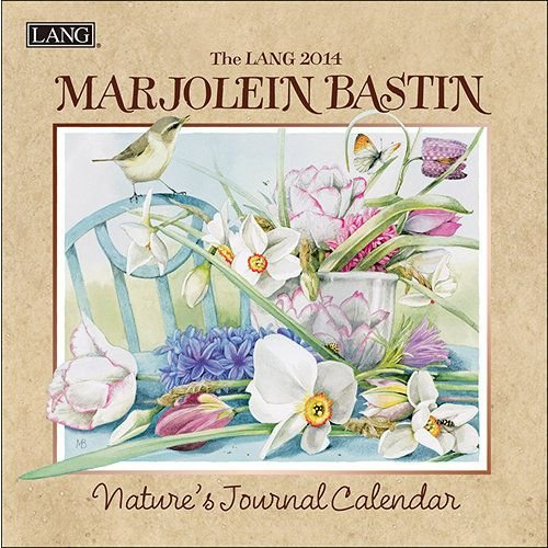 The Lang Marjolein Bastin Nature's Journal 2014 Calendar