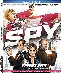 Spy (fka Susan Cooper) [Blu-ray]