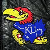 KU Jayhawk University Kansas Iron PATCH at Amazon.com