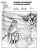 img - for Handbook of Field Methods for Monitoring Landbirds book / textbook / text book