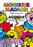 Monsieur Madame - Agenda 2016-2017