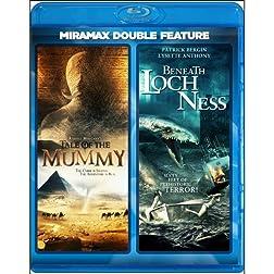 Russell Mulcahy's Tale of the Mummy / Beneath Loch Ness [Blu-ray]