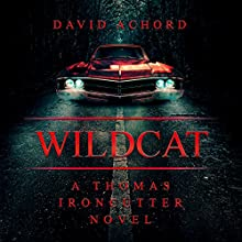 Wildcat: A Thomas Ironcutter Novel Audiobook by David Achord Narrated by Jamie Cutler