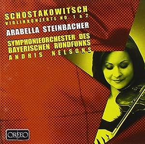 Shostakovich - Violin Concertos Nos 1 and 2