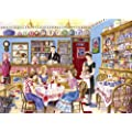 Gibsons Afternoon Tea Jigsaw Puzzle (1000 Pieces)