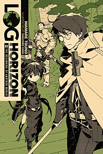 Log Horizon, Vol. 1: The Beginning of Another World