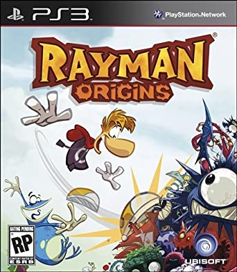 Rayman Origins - with artbook