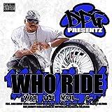 echange, troc Dpg Presentz - Who Ride Wit Us 4
