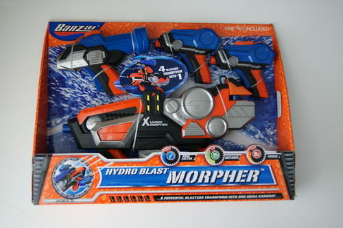 Toy Blast Kindle : Amazon hydro blast morpher water gun toys games