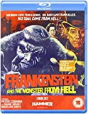 Frankenstein and the Monster from Hell (DVD + Blu-ray)