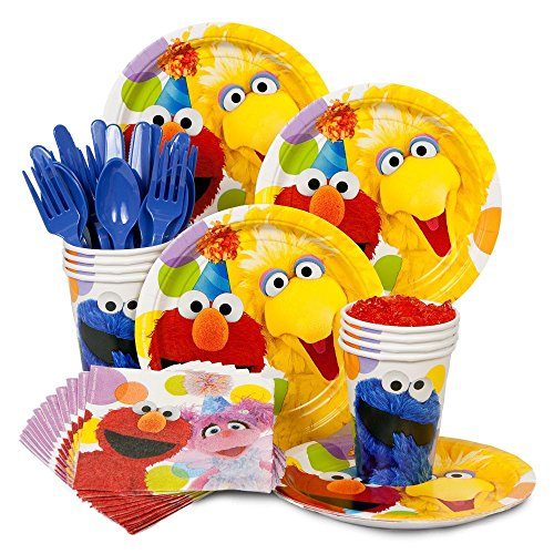 Sesame-Street-Birthday-Party-Supplies-Standard-Kit-for-8