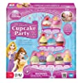 Disney Princess Enchanted Cupcake Game - Juego de tablero Disney, 2 o m�s jugadores (Wonderforge WFI01088) [importado de Inglaterra]