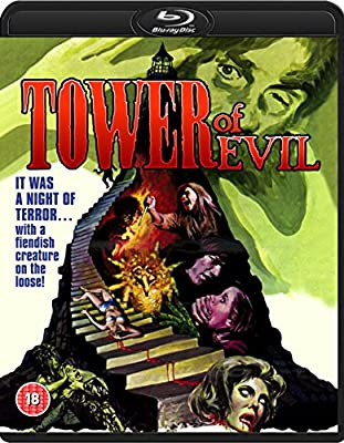 Tower of Evil - Blu-ray [DVD]