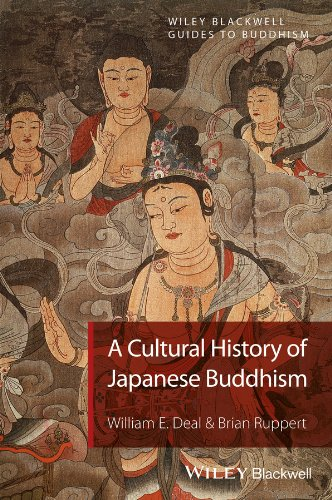 Buddhismus in Japan: A Cultural History (Wiley-Blackwell Guides zum Buddhismus)