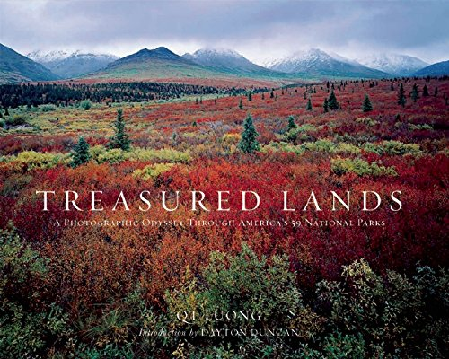 Download Treasured Lands: A Photographic Odyssey Through America's 59 National Parks