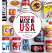 28 recettes made in U S A