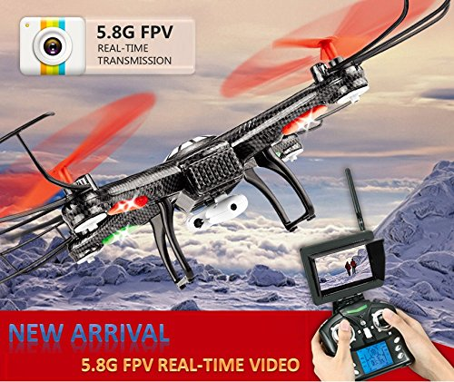 Ace V686g Fpv Rc Drones With Camera Hd Wltoys V686 Dron Professional Drones Quadcopters With Camera Rc Flying Camera Helicopter