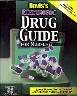 davis canadian drug guide for nurses