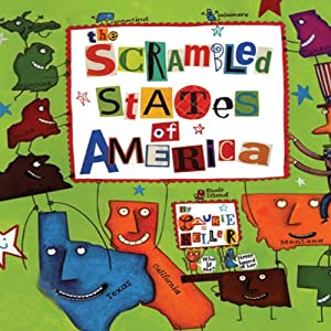 The Scrambled States of America Audiobook