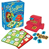 Think Fun Zingo Time Telling Board Game, Multi Color