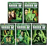 The Incredible Hulk - The Complete Series [DVD]