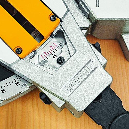 DEWALT DW715 15-Amp 12-Inch Single-Bevel Compound Miter Saw