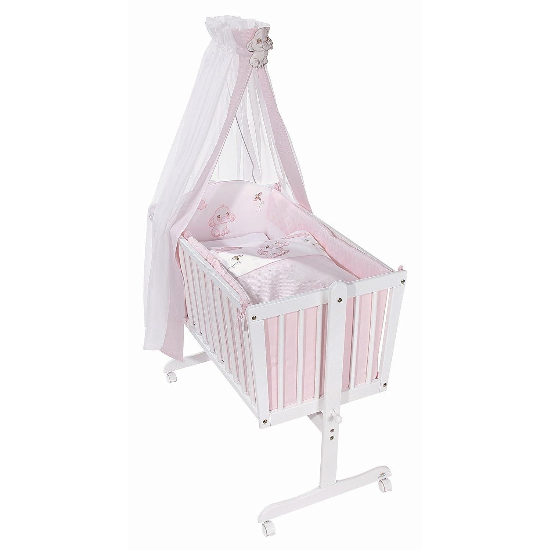 Easy Baby Wiege Komplettset antik, Jumbo 183-58