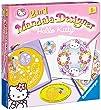 Ravensburger - 29992 - Loisir Cr�atif - Midi Mandala 2 en 1 Hello Kitty