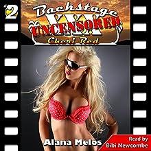 Cheri Red: Backstage Uncensored, Book 2 | Livre audio Auteur(s) : Alana Melos Narrateur(s) : Bibi Newcombe