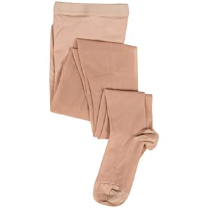 EvoNation Women's USA Made Graduated Compression Pantyhose 20-30 mmHg Firm Pressure Medical Quality Ladies Waist High Sheer Support Stockings - Best Circulation Panty Hose (XXL, Tan Beige Nude) (Color: Nude, Tamaño: XX-Large)