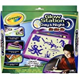 Crayola Glow Station On the Go Day & Night
