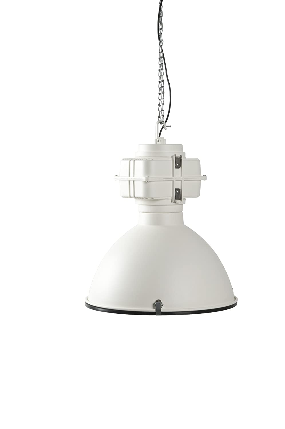Zuiver 5500606 Pendant Lamp VIC Industry, Metall, weiß