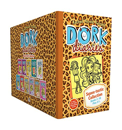 <b>Dork Diaries Squee-tastic Collection Books 1-10 Plus 3 1/2</b>