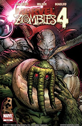Marvel Zombies 4 #3 (of 4) (Marvel Zombies 4 compare prices)