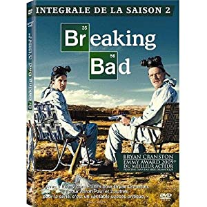 Breaking Bad - Saison 2 - Coffret 4 DVD