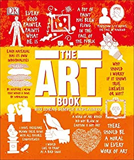 Book Cover: The Art Book