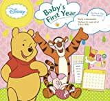 2012 Winnie the Pooh - Baby's First Year (Girl) Wall Calendar