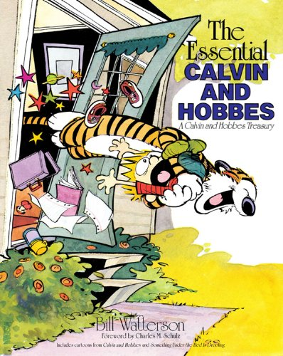 Amazing Kindle Bargain Alert: Calvin & Hobbes Treasuries For $1.99 Each!