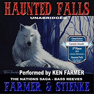 Haunted Falls Audiobook
