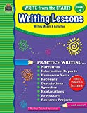 img - for Write from the Start! Writing Lessons Grd 4 book / textbook / text book