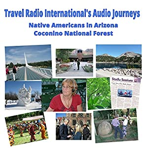 Coconino National Forest near Sedona, Arizona Radio/TV Program