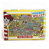 Where Is Wally Puzzle où est Wally 1000 pièces