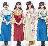 ポンポネット 卒業袴3点セット ジュニア袴 小学生卒業袴 (PJ-1)