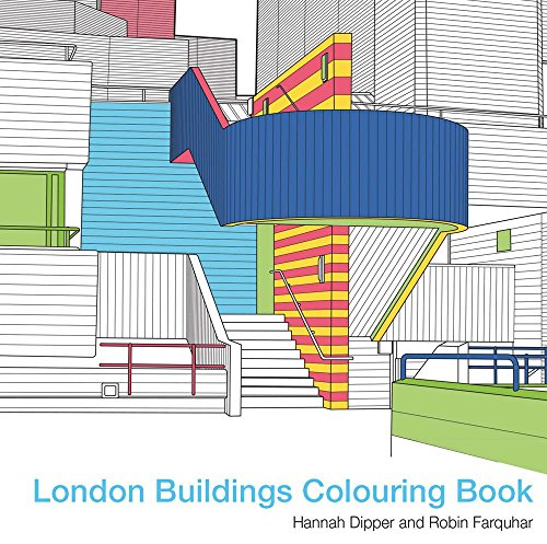 London Buildings Colouring Book (London Buildings compare prices)