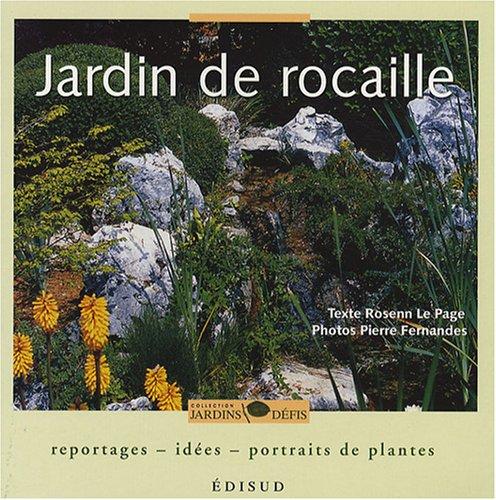 Livre > Jardin de rocaille