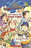 img - for The Case of the Food Fight (Jigsaw Jones Mystery, No. 28) book / textbook / text book
