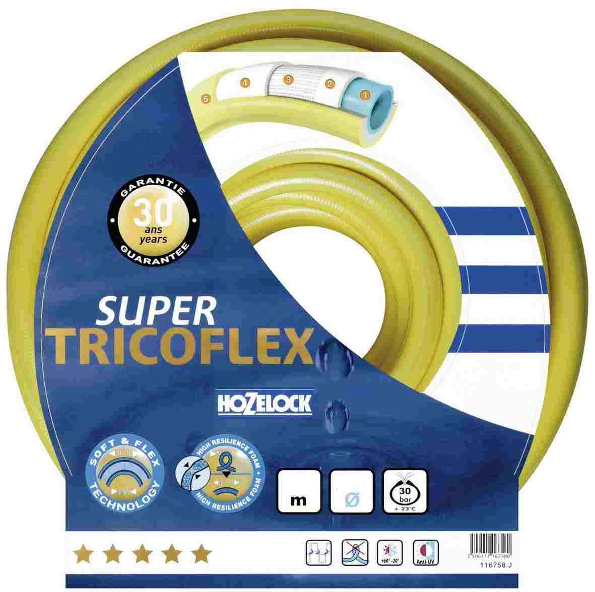 Super Tricoflex 048291 Wasserschlauch 1 Zoll, 50 m  GartenKundenbewertung und Beschreibung