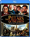 61LnQZmm9sL. SL160  The Pillars of the Earth [Blu ray]