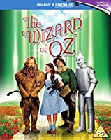The Wizard Of Oz - 75th Anniversary Edition [Blu-ray] [1939] [Region Free]