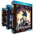 Fullmetal Alchemist: Brotherhood - Int�grale + OAVs -�Edition Saphir - [9 Blu-ray] +�Livrets